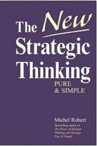 the new strategic thinking michel porter