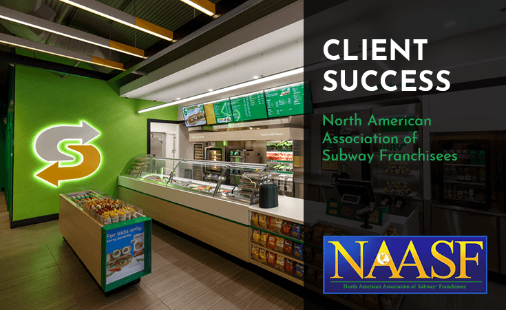 North American Association of Subway® Franchisees (NAASF) APTUS